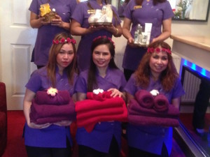 Su Nin Thai Massage & Spa – Thai Aromatherapy